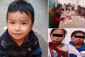 Tìm kiếm đứa trẻ mất tích, cảnh sát bàng hoàng phát hiện ra một đường dây lạm dụng trẻ nhỏ tại Mexico