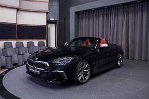 Chiêm ngưỡng vẻ đẹp của xe mui trần BMW Z4 M40i