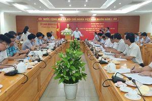 Thứ trưởng Nguyễn Nhật: 'Quy hoạch mở' kết cấu hạ tầng đường thủy nội địa