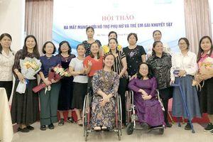 Cần quan tâm hỗ trợ 3,5 triệu phụ nữ khuyết tật