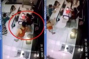Lời khai của người đàn ông đánh nữ nhân viên bể bơi ở Hà Nội?