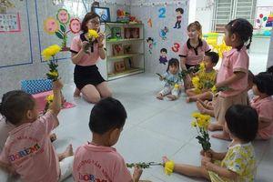 40 triệu trẻ em lỡ mất cơ hội tham gia giáo dục mầm non do đại dịch Covid-19