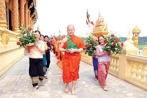 Lễ nhập hạ của đồng bào Khmer