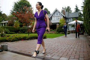 Chiêu bài mới của 'công chúa Huawei' để tránh bị dẫn độ đến Mỹ