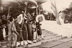 Danh tính 12 bà vợ của vua Khải Định