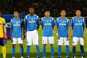 Tiền đạo ngoại chửi thề khi biết Than Quảng Ninh cho Hải Phòng mượn người đá trụ hạng
