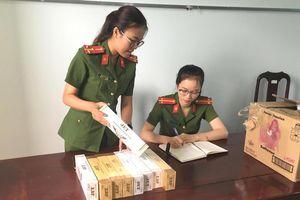 Xử lý 2 vụ tàng trữ thuốc lá lậu