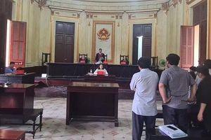 Vụ 'đương sự định nhảy lầu tại tòa' - Hủy án sơ thẩm và phúc thẩm