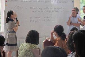 Đảm bảo tiến độ, chất lượng bồi dưỡng giáo viên cho chương trình mới