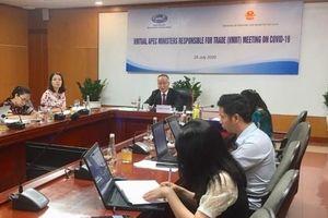 APEC huy động toàn diện nguồn lực giúp nhanh phục hồi kinh tế