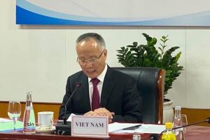 Hội nghị Bộ trưởng Thương mại APEC trực tuyến về COVID-19