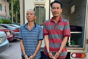 Nghệ An: Bắt 2 đối tượng sau gần 20 năm trốn truy nã