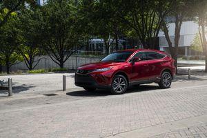 Toyota Venza 2021 sẽ có giá từ 33.645 USD