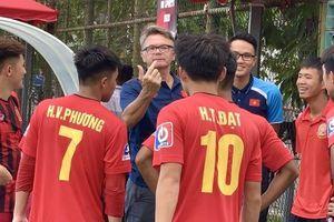 'Phù thủy trắng' Philippe Troussier chọn 4 cầu thủ trẻ HAGL đang cho CAND mượn lên U19 Việt Nam
