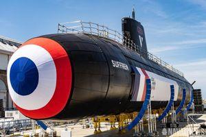 Tàu ngầm hạt nhân Suffren: 'Viên ngọc công nghệ' của Hải quân Pháp