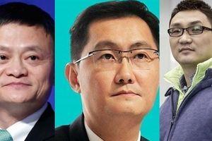 Các tỉ phú công nghệ giàu nhất Trung Quốc đã 'chốt lời' khi thị trường ở đỉnh cao