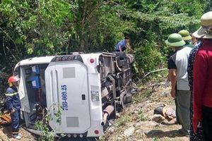 Bộ Công an chỉ đạo khẩn trương khắc phục, điều tra vụ TNGT khiến 13 người chết