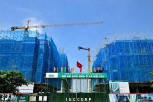 Dự án Nhà ở xã hội IEC Residences: Đẩy nhanh tiến độ, đảm bảo chất lượng công trình