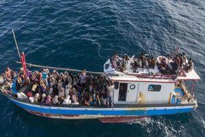 Ít nhất 23 người tị nạn Rohingya chết đuối ngoài khơi Malaysia