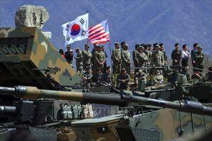 Hàn-Mỹ nhất trí thu hẹp quy mô tập trận mùa Hè