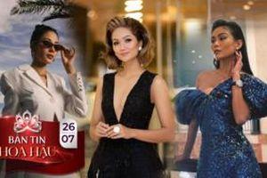 H'Hen Niê - Hoàng Thùy - Mâu Thủy 'bắn ảnh' thần thái: Top 3 Miss Universe Vietnam bao năm vẫn đỉnh