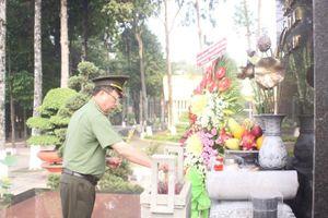 Thứ trưởng Nguyễn Văn Thành làm việc với Đại học ANND và Cao đẳng CSND II