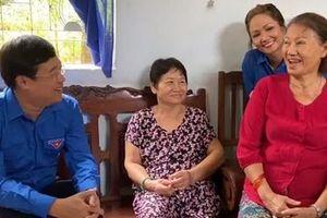 Bí thư thứ Nhất Trung ương Đoàn thăm và tặng quà các Mẹ Việt Nam Anh hùng