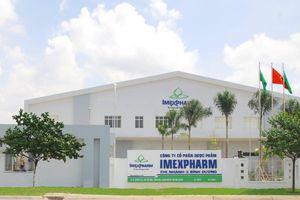Imexpharm (IMP) báo lợi nhuận sau thuế quý II/2020 tăng hơn 45%