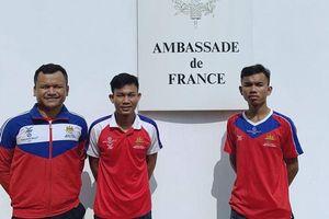 Đến quê hương Tour de France học để lấy vàng SEA Games 31 ở VN