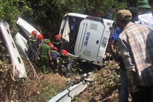 Tai nạn thương tâm ở Quảng Bình: Nghi vấn tài xế...