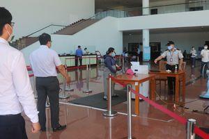 Trung tâm hành chính Đà Nẵng hoạt động như thế nào khi giãn cách xã hội?