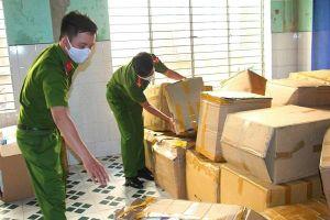 Đà Nẵng phát hiện hơn 18.000 khẩu trang y tế không rõ nguồn gốc