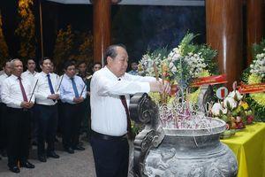 Phó Thủ tướng Thường trực tham dự chương trình 'Huyền thoại Đồng Lộc'