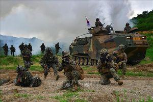 Hàn Quốc - Mỹ công bố kế hoạch tập trận chung