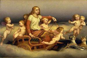 Những vị thần tình yêu 'tài sắc vẹn toàn' trong thần thoại