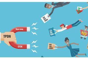 Khi CTCK và ngân hàng lao vào 'môi giới' trái phiếu doanh nghiệp