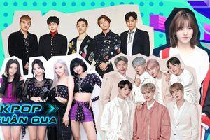 Kpop tuần qua: BlackPink phá đảo kỉ lục Youtube, cập nhật tình hình Wendy (Red Velvet), BTS vượt mặt TVXQ tại Nhật