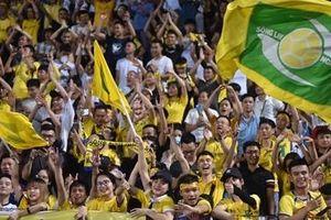 CLB SLNA đề xuất kết thúc sớm V.league 2020 để chống dịch COVID-19