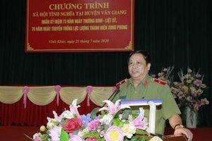 Tri ân các Mẹ Việt Nam anh hùng, thương binh, bệnh binh