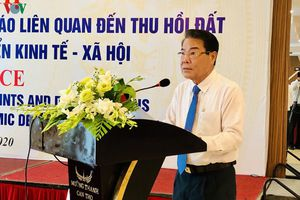 Hội nghị 'Giám sát việc giải quyết khiếu nại, tố cáo về thu hồi đất'