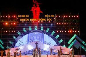 Chương trình nghệ thuật 'Huyền thoại Đồng Lộc'