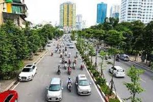 Hà Nội: Nồng độ bụi tăng cao trong sáng 28/7