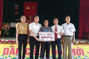 ABIC chi trả bồi thường 4,2 tỷ đồng cho khách hàng Hà Tĩnh