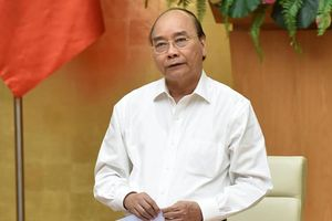 Thủ tướng Nguyễn Xuân Phúc làm việc trực tuyến với lãnh đạo chủ chốt tỉnh Phú Thọ