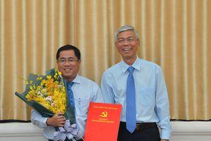 Ông Dương Hồng Nhân giữ chức vụ Chủ tịch Hội đồng thành viên Sawaco