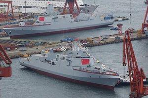 Hải quân Trung Quốc trang bị khu trục Type 055 để cạnh tranh với ai?