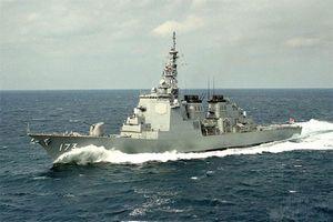 Nhật Bản tăng cường năng lực đánh chặn tên lửa đạn đạo trên biển