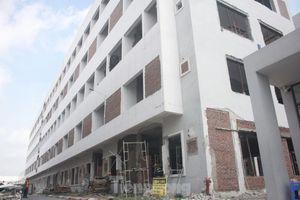 Công ty Trung Quốc tháo dỡ gần 1.000 phòng ở xây 'chui' ở Bắc Giang
