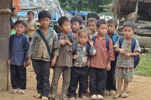 Thổi hồn vào đá gây quỹ xây trường học cho trẻ vùng cao