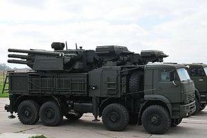 'Quái thú' Pantsir-S của Nga được trang bị hệ thống điều khiển tự động